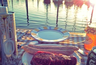 Was kochen auf See? Seglerküche Kombüse