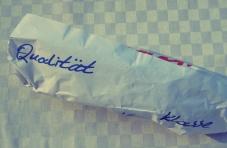 Lagerung Fleisch Proviant Segeln