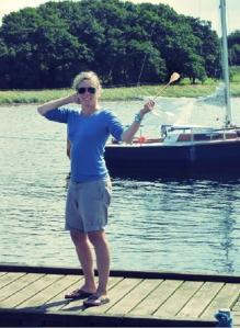 Auf auf dem Boot. Rezepte auf dem Segelblog
