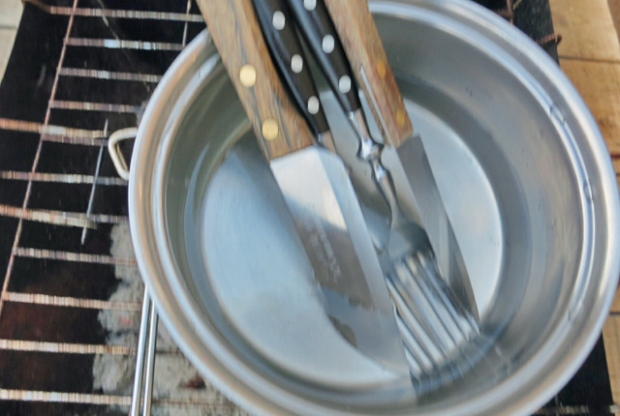 Abwasch-Kochen an Bord, Tipp und Tricks
