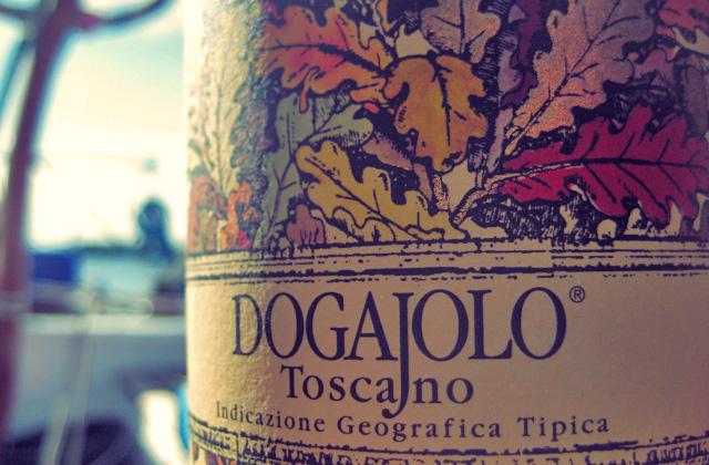 Wein zum Bordrezept Segeln