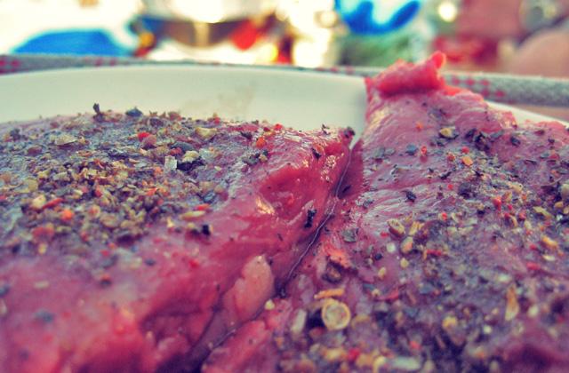 Segel Rezepte BBQ Hüftsteak