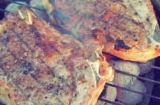 Segel Rezepte BBQ