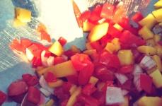 Segel Rezepte BBQ Salsa