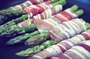 Grüner Spargel: Was kochen beim Segeln