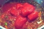 Zubereitungssteps Ragu Bolognese