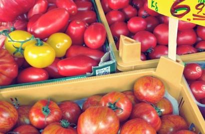 Bordrezepte Tomaten Kombüse