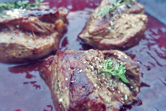 Lamüfte und Brombeeren. Was kochen beim Segeln