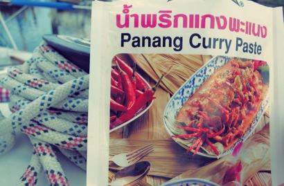 Segelrezept Thai Curry Kombüse