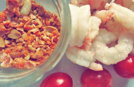 Bordrezept Salat Yam Wun-sen