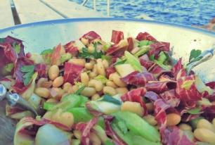 Bhnensalat Segelrezept Kombüse