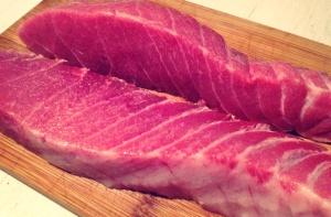 Thunfisch Segeln Kombüse Tarifa