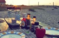 BBQ Segeln Grillplätze Dänemark