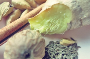 Gewürze Kartoffelstampf Kombüse