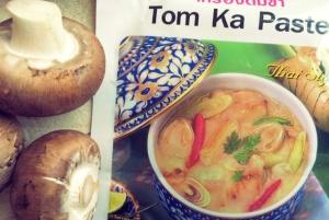 Segelrezept Thai Suppe Tom Kha
