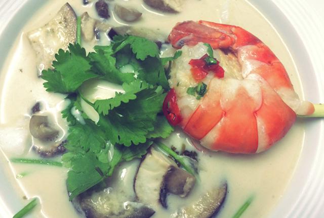 Segelrezept Thai