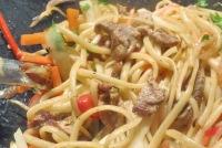 Fried Noodles Segelrezept Kombüse