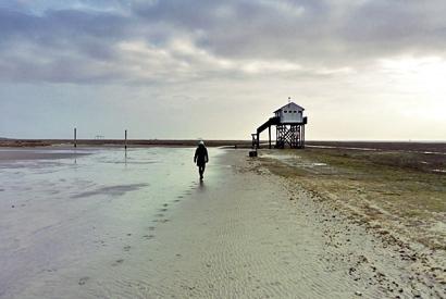 Sankt Peter Ording Nordsee 2016