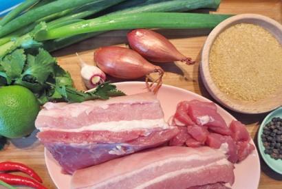 Schweinebauch Segelrezept im Segel - Blog