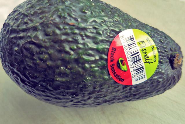 Guacamole Avocado Hass reif