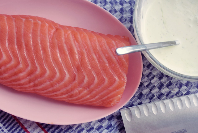 Lachsloin in Sushiqualität - Was kochen beim Segeln?