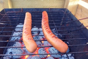 Hot- BBQ Segeln Camping Outdoor