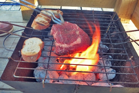 Banh Mi BBQ Segeln Camping Outdoor