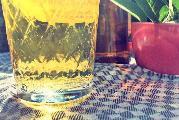 Äppelwoi, Drinks Segeln Kombüse