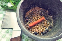 Was kochen beim Segeln? Marokkanischer Möhrensalat
