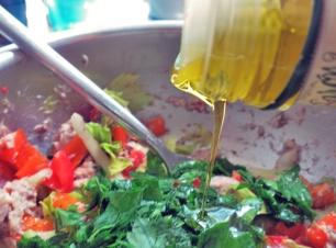 Ölsardinen, was kochen beim Segeln