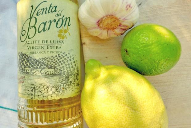 Was kochen beim Segeln in der Kombüse: Limetten Pasta