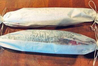 Makrelen. Was kochen oder grillen beim Segeln oder Camping?