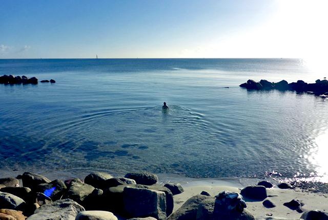 Schleimünde Lotseninsel Segelreisen kulinarisch Törnziel Ostsee