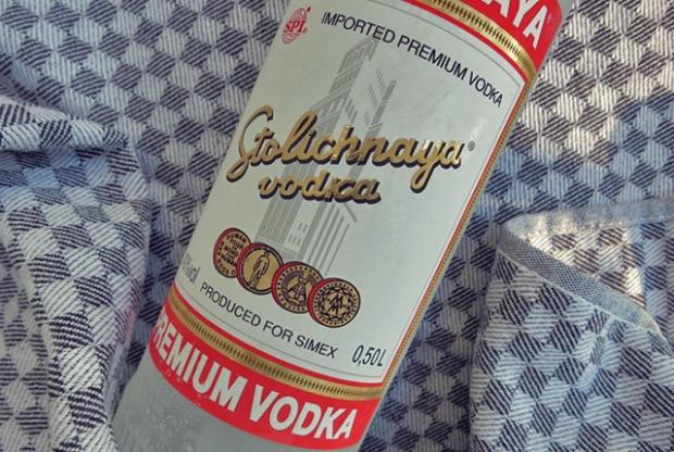 Vodka Nudeln Was kochen beim Segeln, Bordküche