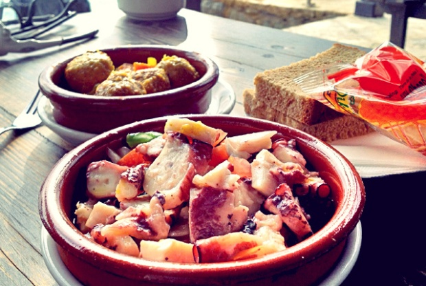 Mediterrane Bordküche. Was kochen an Bord? Segelrezepte