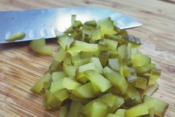 Bordküche Remoulade für Segeltörns