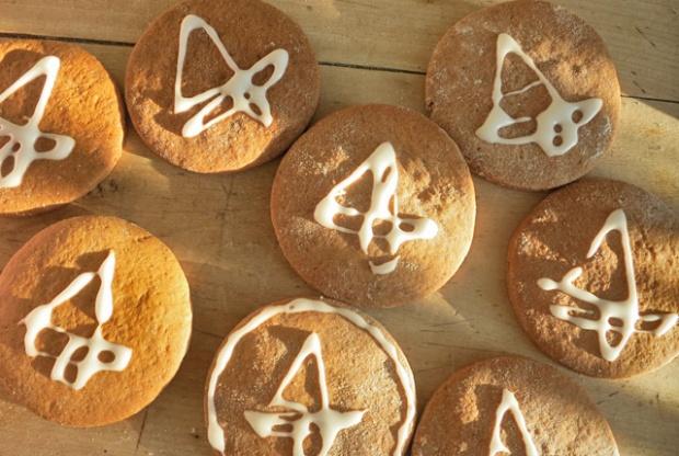Lebkuchen ganz einfach Rezept Segler und Kombuesen