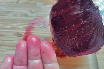 Roter heringssalat Rezept Katerkiller Segeln