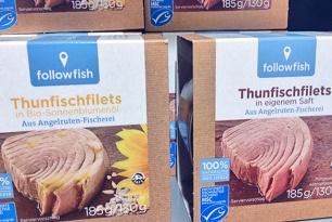 followfish nachhaltige Konserven