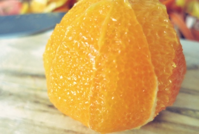 Orangen Avodaco Fenchel Salat