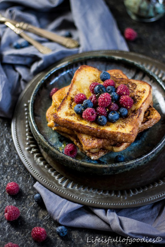 French Toast Segelrezept Kombüse