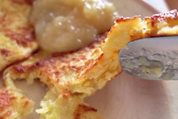 Kartoffelpuffer Segel rezept Bordküche