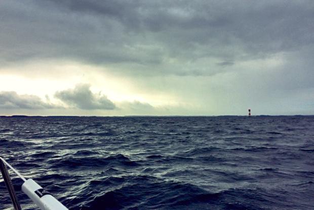 Seekrankheit Horizont anschauen