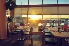 Restaurants für Segler Brasserie Svanen Middelfart