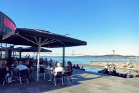 Cafe Razz Middelfart Hafenkneipen Dänemark