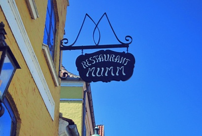 Seglerkneipen Aarö Restaurant Mumm