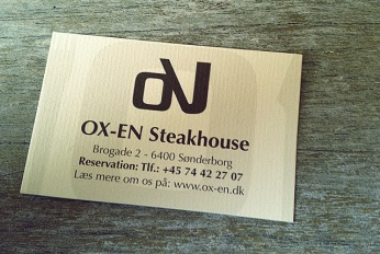 Steakhouse Ox-en Sønderburg