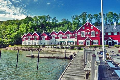 Dyvig Badehotel Gut Essen in Dänemark