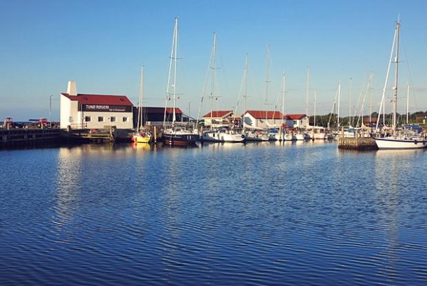 Tunø Røgeri Seglerkneipen Ostsee