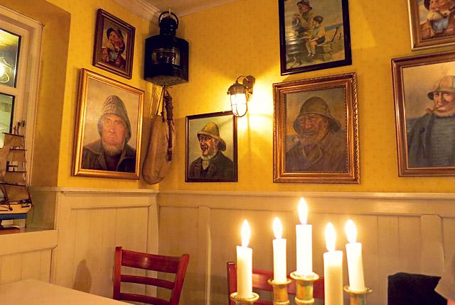 Seglerkneipen Skipper Galerie, Skipperly